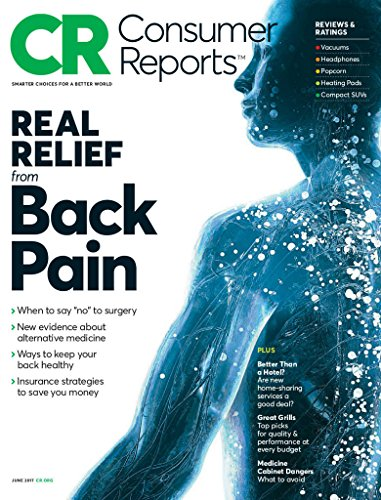 Consumer Reports Magazine – Kindle Edition