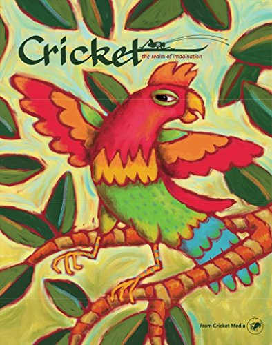 Cricket Magazine