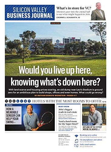 Silicon Valley Business Journal – Print + Online