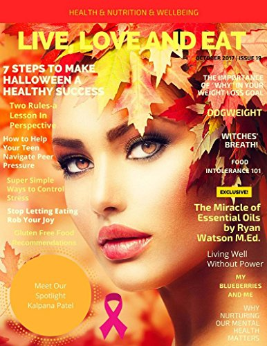 The Live, Love And Eat Magazine