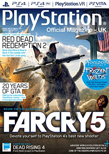 PlayStation Official Magazine – UK