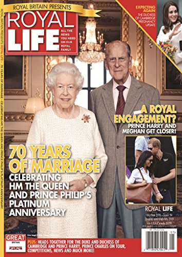 Royal Life Magazine – US Edition