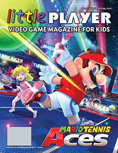 Little Player : Video Game Magazine for Kids
