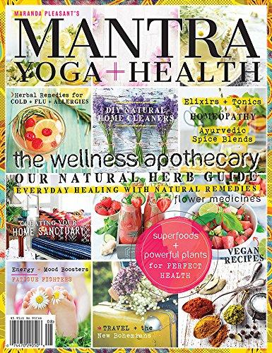 Mantra Yoga + Health Magazine