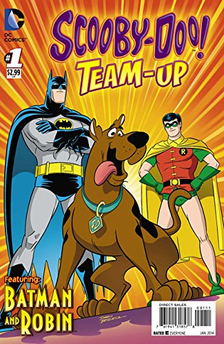 Scooby-Doo Team Up