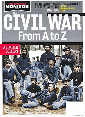 Civil War from a to Z