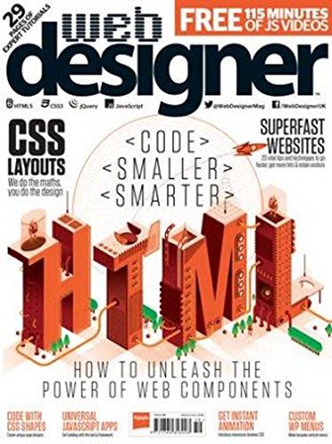 Web Designer – England