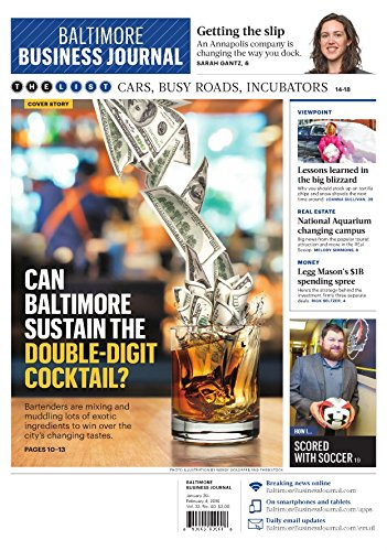 Baltimore Business Journal – Print + Online