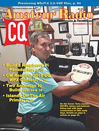 Cq : Radio Amateurs Journal