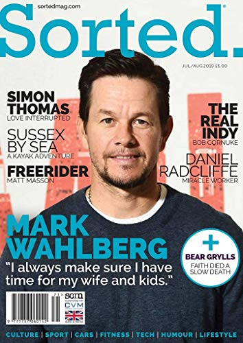 Sorted Magazine – The men's mag with morals