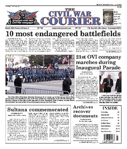 Civil War Courier