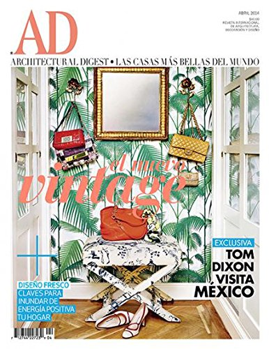 Architectural Digest = Ad – Spanish ed