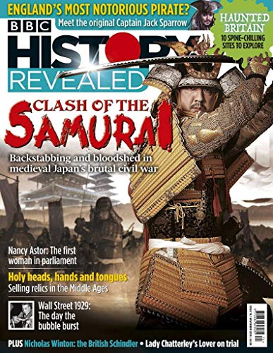 BBC History Revealed Magazine