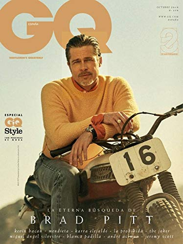 Gq – Spanish Edition