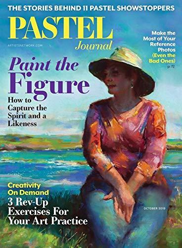 Pastel Journal – 1 Year Auto Renew