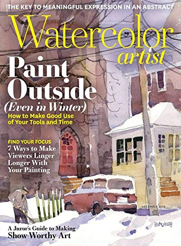 Watercolor Artist – 1 Year Auto Renew