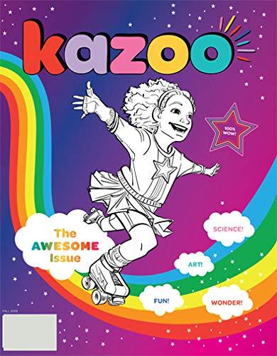 Kazoo Magazine – 1 Yr Auto Renew