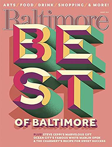 Baltimore Magazine – 1 Year Auto Renew