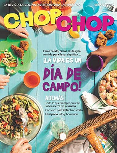 Chopchop Magazine – Spanish Version